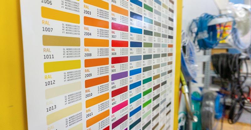Syntema har flera industrifärger i Linköping